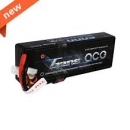 Gens ace 5000mAh 7.4V 50C 2S1P HardCase Lipo Akkupack 24# with new packing