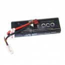 Gens ace 4000mAh 7.4V 25C 2S1P Hard Case Lipo - Roar Approved!